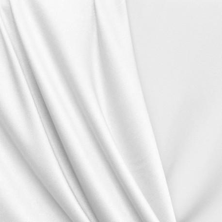 Tela trasera cottonet blanco