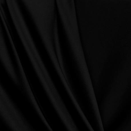 Tela trasera cottonet negro
