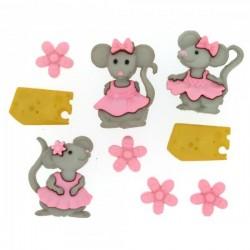 The mice girls