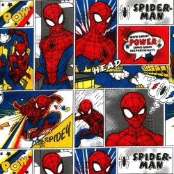 Tela Patch 13080021VS SPIDERMAN