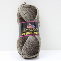 LANA AIR WOOL MULTI 76101. HIMALAYA