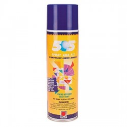 Adhesivo temporal spray 500ml