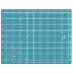Base de corte 60x45cm azul turquesa Ideas