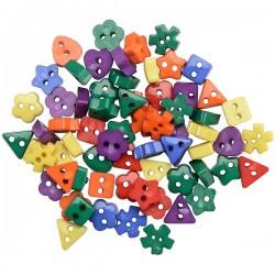 Sew thru shapes colorwheel
